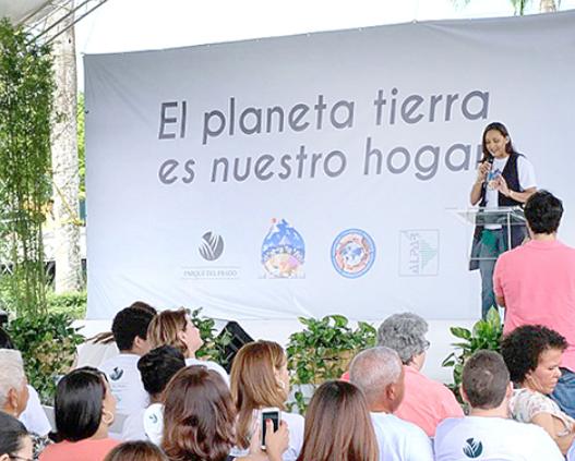 Celebra por tercera vez 'Mundo unido por la vida'